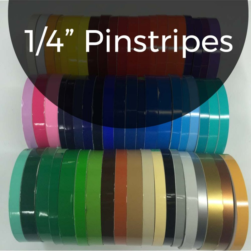 "1/4"" x 150 ft. Pinstripes"