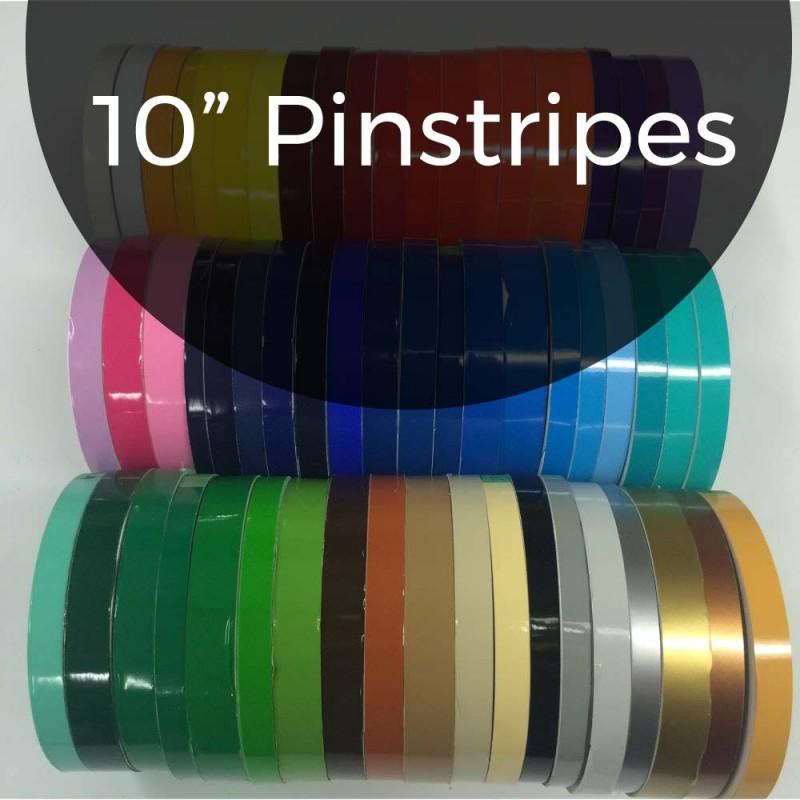 "10"" x 150 ft. Pinstripes"