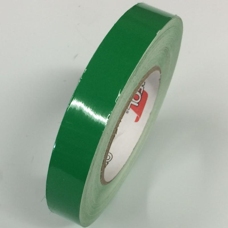 Light green Pinstripes