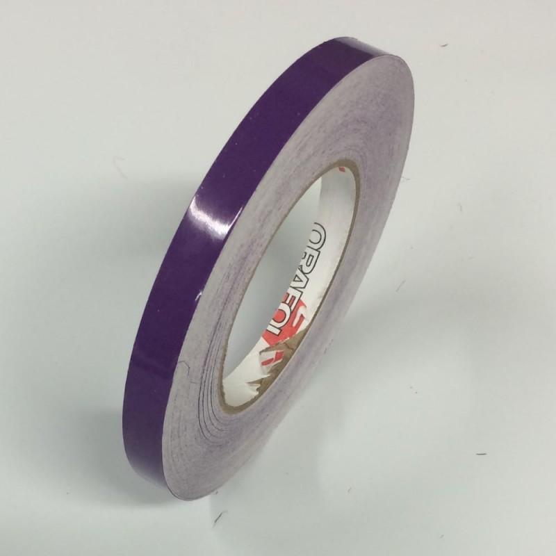 Violet Pinstripes
